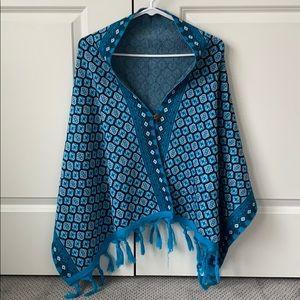Accessories - Beautiful blue Scarf